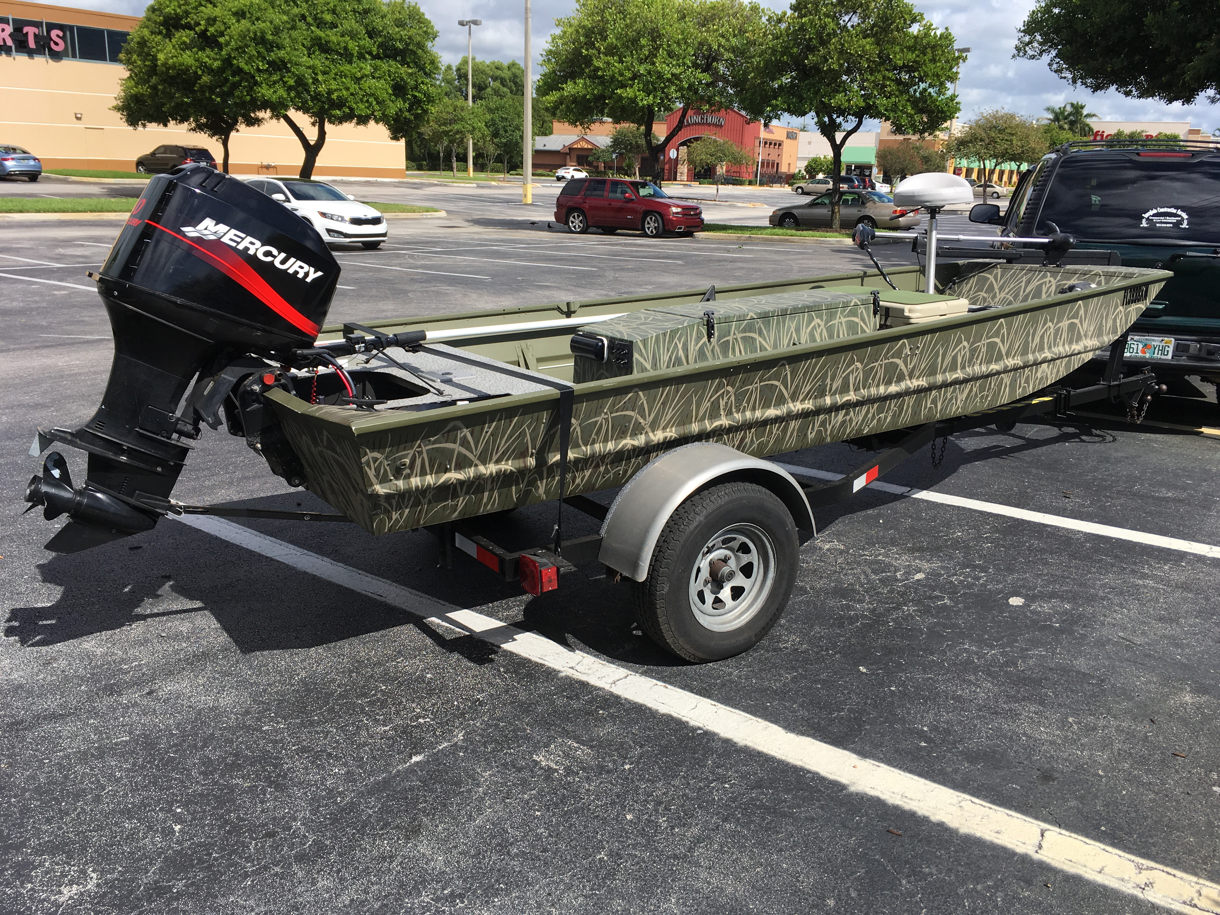 Duck Boats For Sale >> Sold Expired Duck Boat For Sale Microskiff Dedicated To The