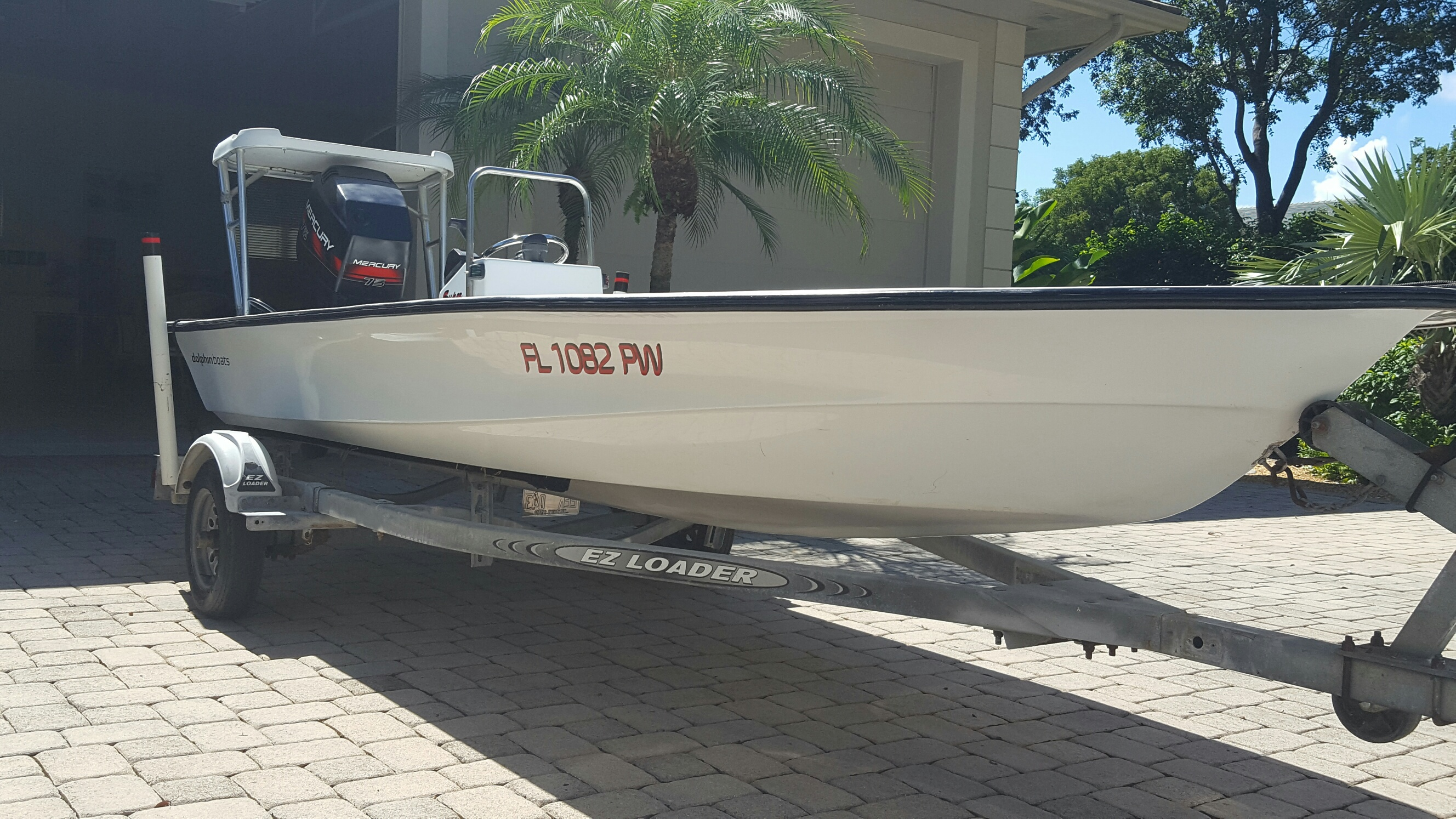 SOLD/EXPIRED - Super Skiff For Sale. Nice Simple & Shallow ...