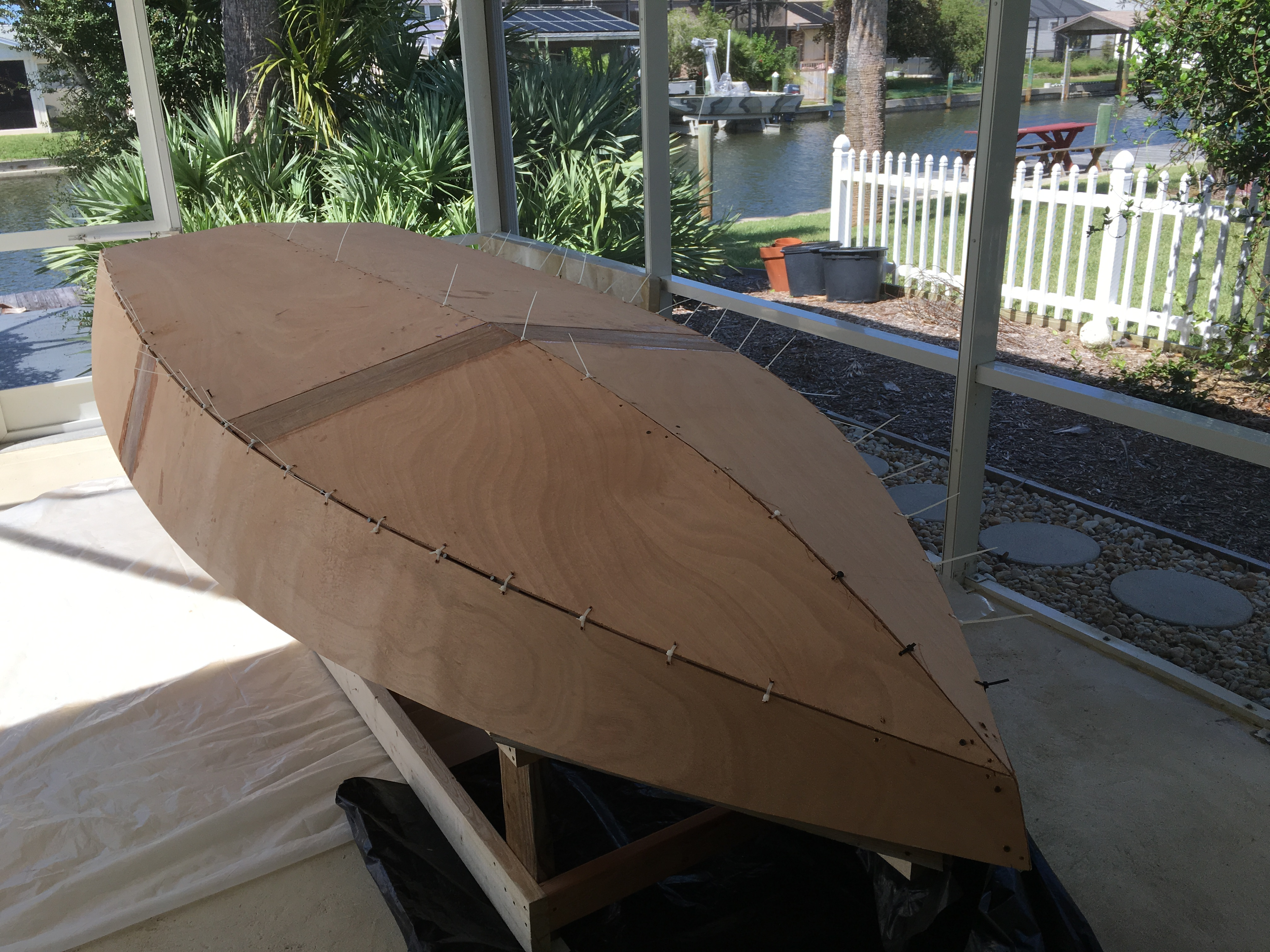 144 East Cape Co together with Wooden Boatbuilder Releases Center Console Kit Option together with John Boat Micro Skiff Build Johnsen Skiff together with YaBB together with Diy. on micro fishing skiffs