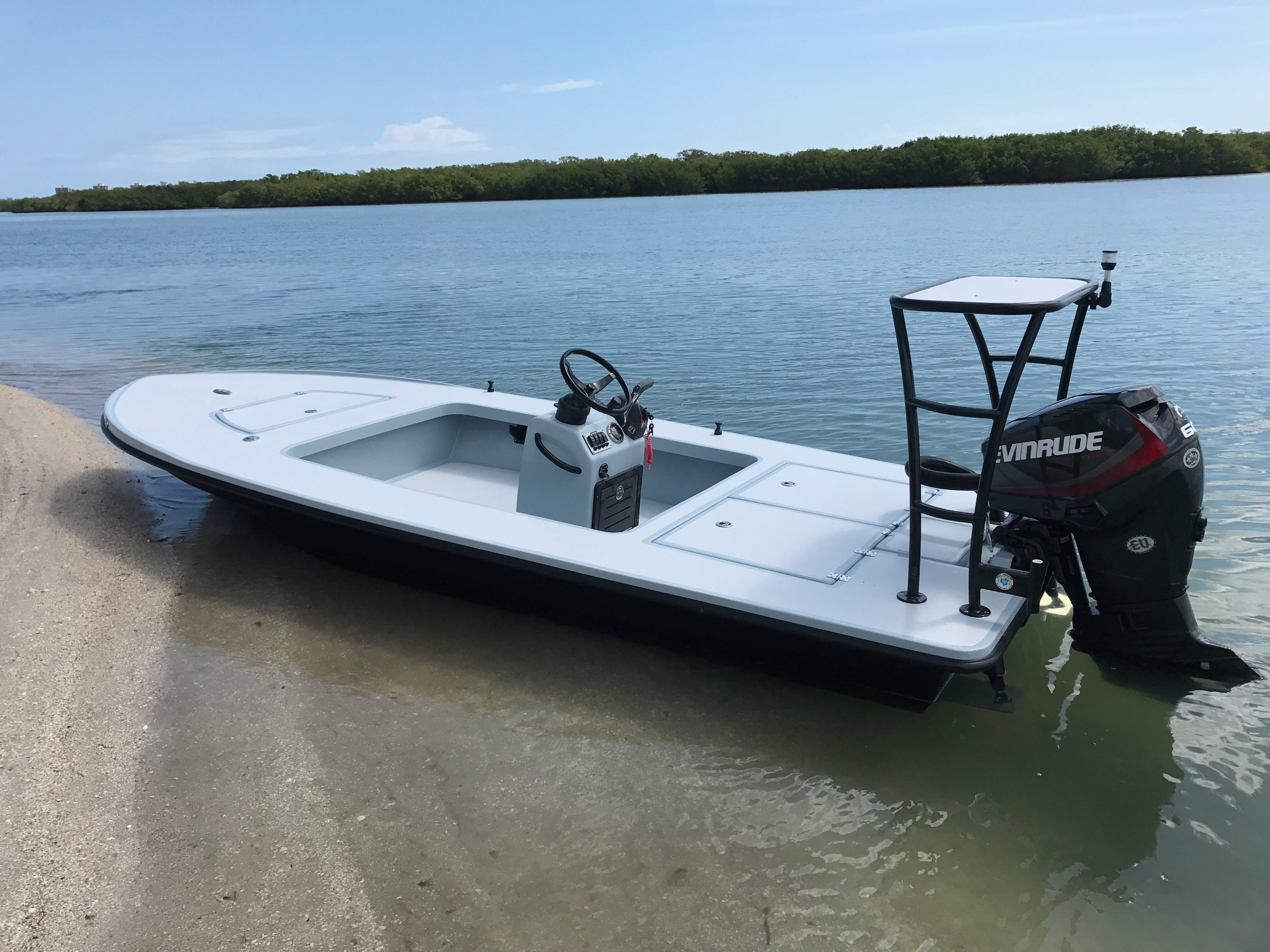 My Salt Marsh Heron Build has Begun! | Page 10 | Microskiff