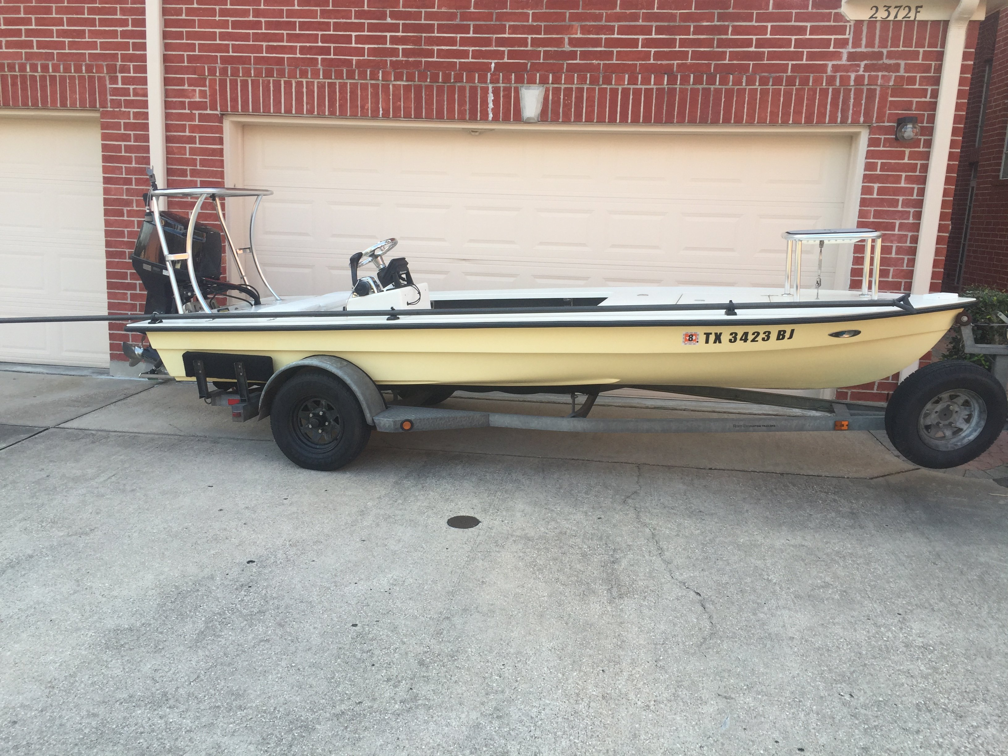Sold expired sold 2006 hells bay gordon waterman 16 for Waterman 16