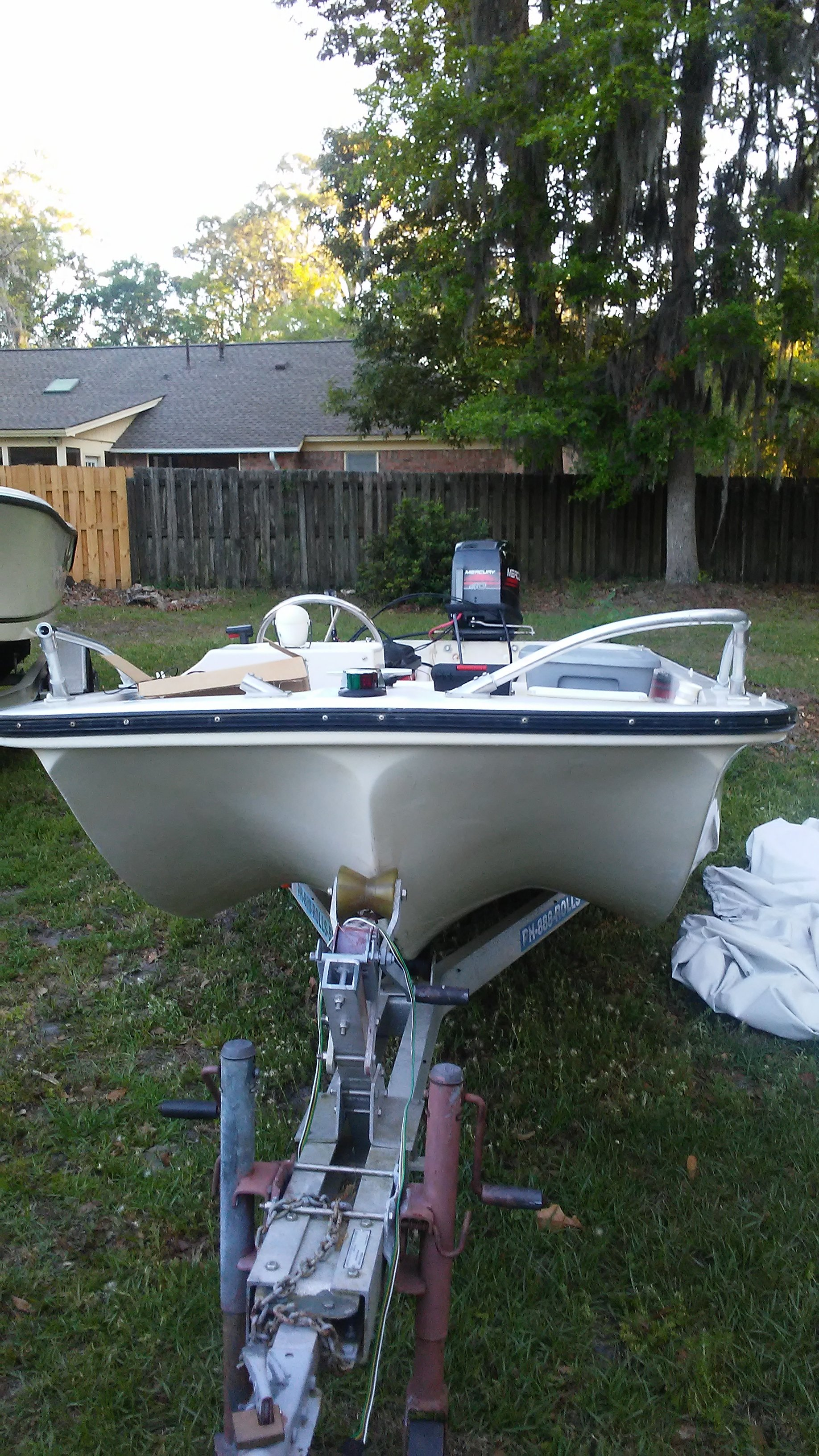 14 Mckee Craft Page 2 Microskiff Dedicated To The