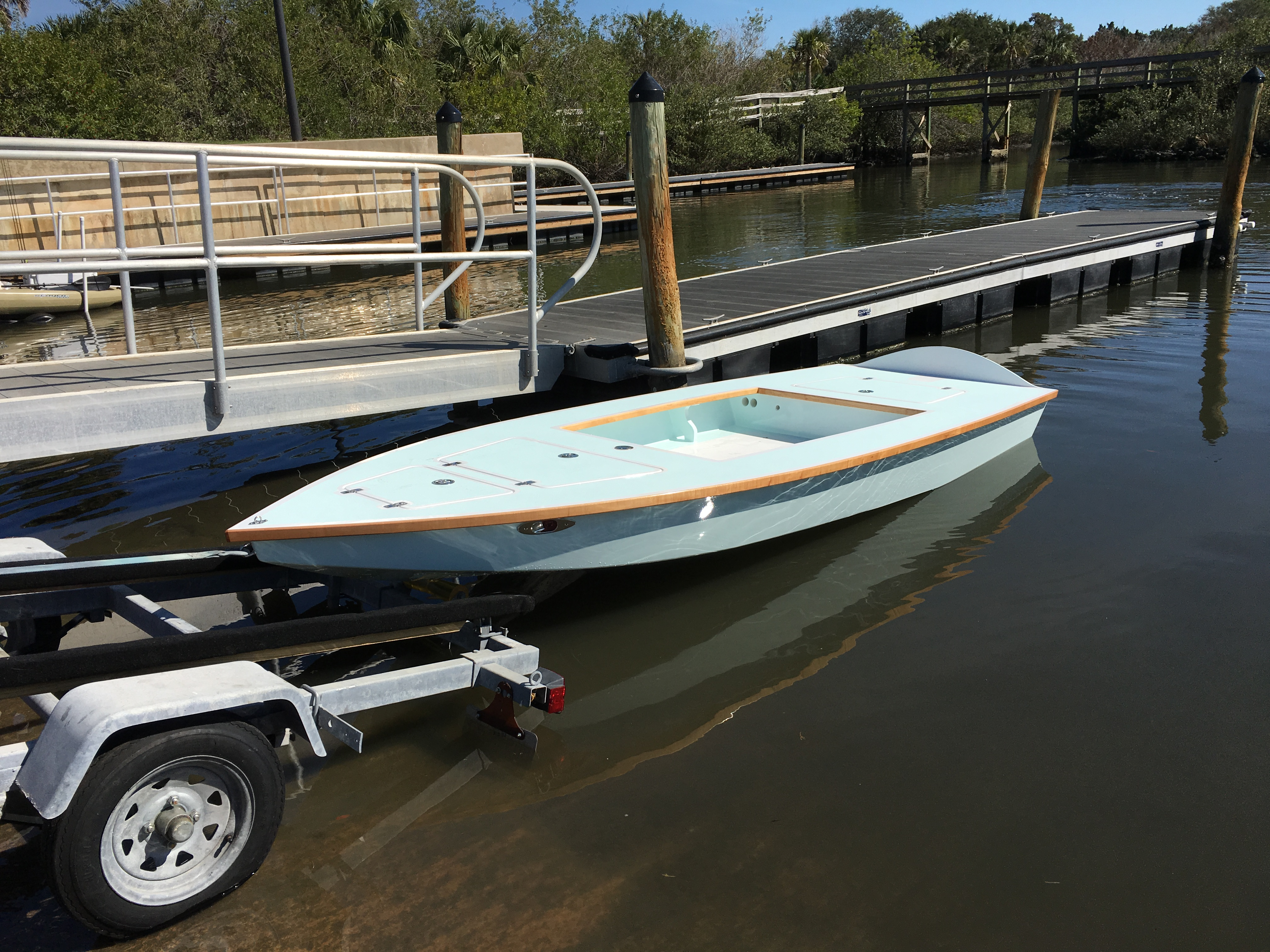 Opinions on the Bateau FX 20 | Microskiff - Dedicated To The Smallest Of Skiffs