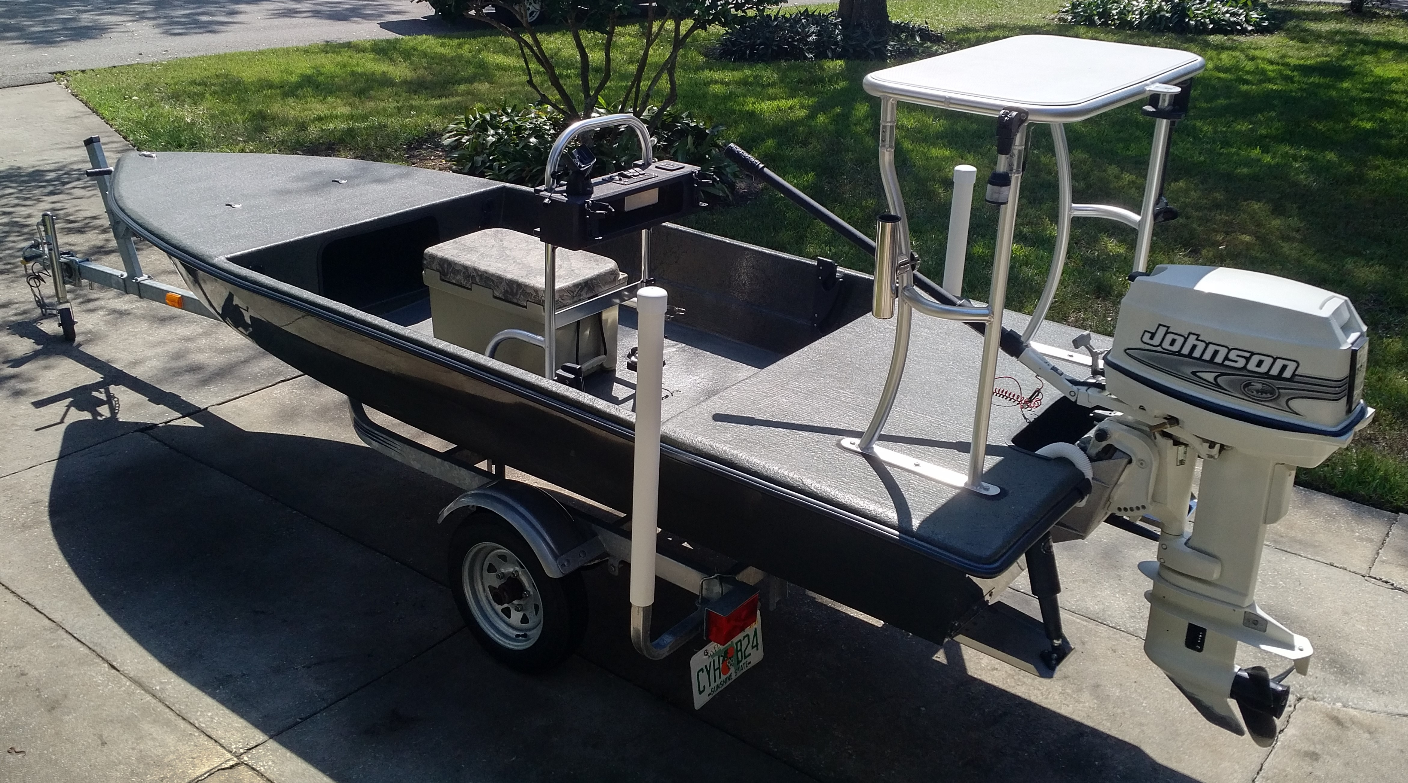 Skimmer Skiff 14'6 WANTED   Microskiff - Dedicated To The