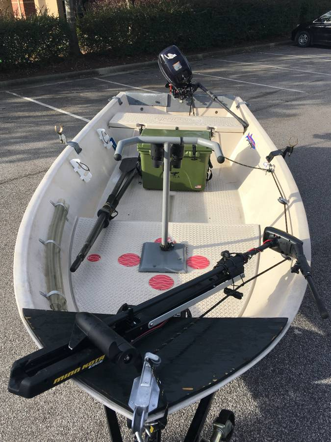 2014 Hog Island SW16 | Microskiff - Dedicated To The ...