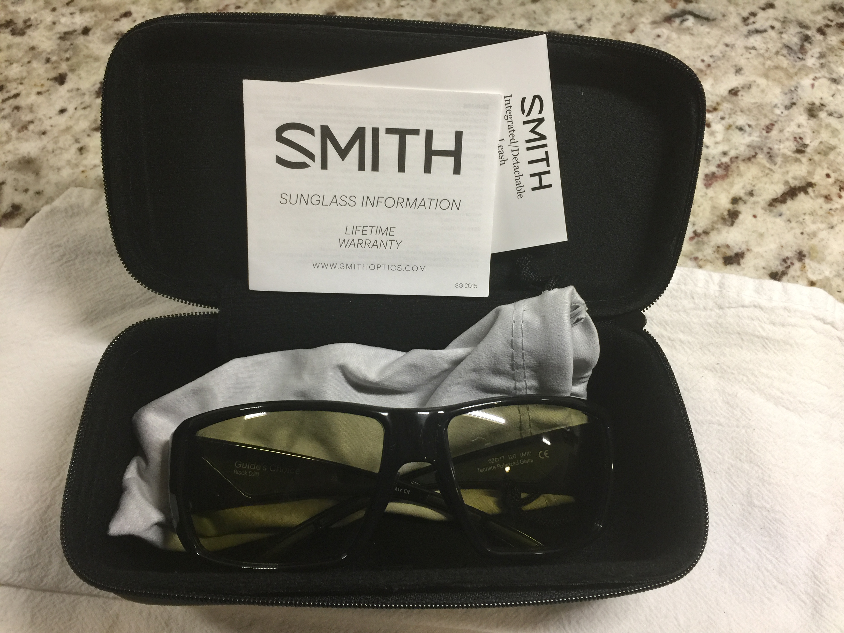 9912654dbb Smith Optics Guides Choice Glasses Techlite